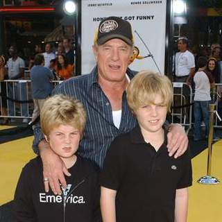 James Caan in Bee Movie Los Angeles Premiere