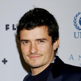 Orlando Bloom in Antarctica: The Global Warning Exhibition