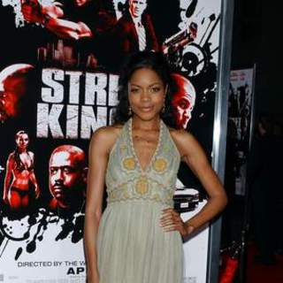 "Naomi Harris in ""Street Kings"" Hollywood Premiere - Arrivals"