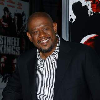 "Forest Whitaker in ""Street Kings"" Hollywood Premiere - Arrivals"