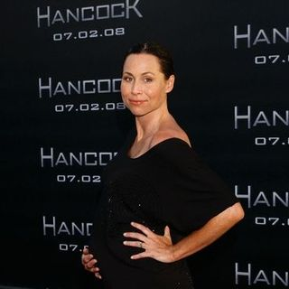"Minnie Driver in ""Hancock"" Premiere - Arrivals"
