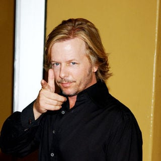 "David Spade in ""The House Bunny"" Los Angeles Premiere - Arrivals"