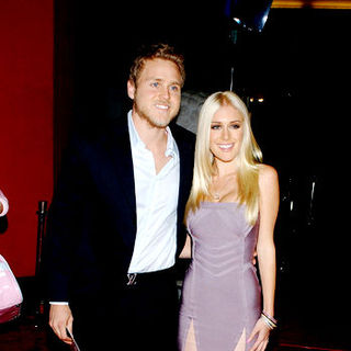 "Spencer Pratt, Heidi Montag in ""Max Payne"" Hollywood Premiere - Arrivals"
