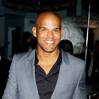 "Amaury Nolasco in ""Max Payne"" Hollywood Premiere - Arrivals"