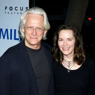 "Bruce Davison, Michele Correy in ""Milk"" Hollywood Premiere - Arrivals"