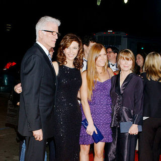 "Ted Danson, Mary Steenburgen, Schuyler Fisk, Sissy Spacek in ""Four Christmases"" World Premiere - Arrivals"