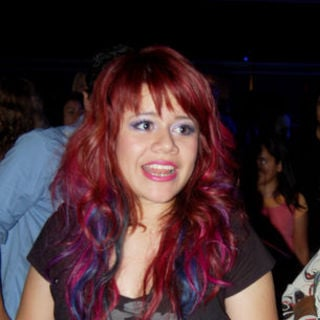 "Allison Iraheta in ""American Idol Live"" Show at the Staples Center in Los Angeles - July 17, 2009"