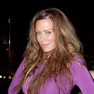 Jenna Jameson in Celebrity Sightings at The Kress in Hollywood on August 1, 2009