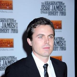 Casey Affleck in The Assassination of Jesse James By The Coward Robert Ford - New York City Movie Premiere - Arrival