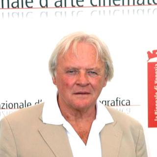 Anthony Hopkins in 2005 Venice Film Festival - Proof Photocall
