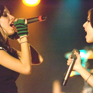 The Veronicas in The Veronicas live at The Emerson Theater in Indianapolis,Indiana