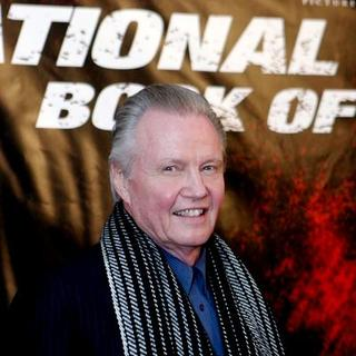 "Jon Voight in ""National Treasure : Book of Secrets"" New York Premiere - Arrivals"