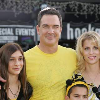 Patrick Warburton in Bee Movie Los Angeles Premiere