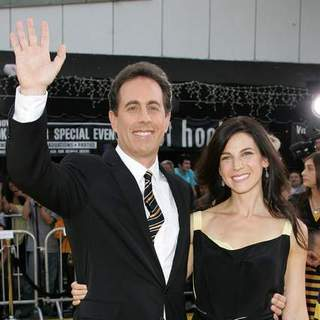 Jerry Seinfeld in Bee Movie Los Angeles Premiere