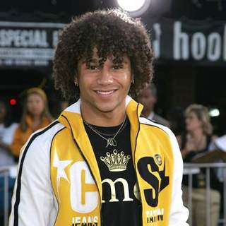 Corbin Bleu in Bee Movie Los Angeles Premiere