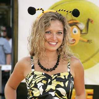 Lauren Storm in Bee Movie Los Angeles Premiere