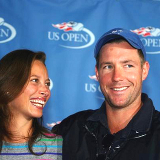Christy Turlington, Ed Burns in US Open Red Carpet for Women's Final