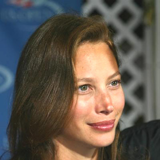 Christy Turlington in US Open Red Carpet for Women's Final