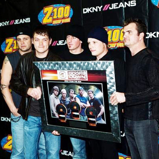 3 Doors Down in Z100's Jingle Ball 2003