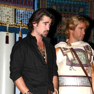 Colin Farrell in Colin Farrell at Madame Tussaud's Wax Museum
