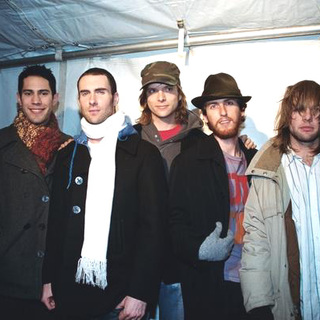 Maroon 5 in Teen People's 5th Annual What's Next Party