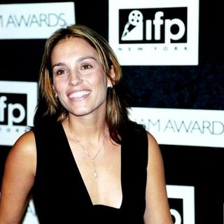 Amy Jo Johnson in 2003 IFP Gotham Awards Benefit