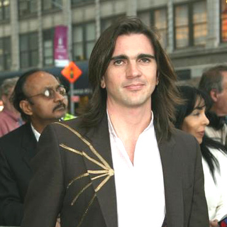 Juanes in Time Magazine's 100 Most Influential People Celebration