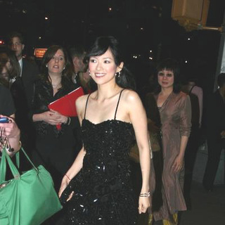 Zhang Ziyi in Time Magazine's 100 Most Influential People Celebration