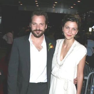 Maggie Gyllenhaal, Peter Sarsgaard in The Dying Gaul New York City Premiere