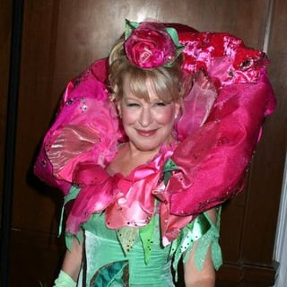 Bette Midler in Celebrating Bette Midler's 60th Birthday and the 10th Anniversary of the NY Restoration Project