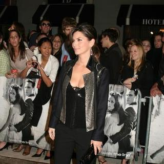 Shania Twain in Walk The Line New York Premiere - Arrivals