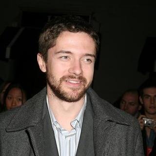Topher Grace in Walk The Line New York Premiere - Arrivals