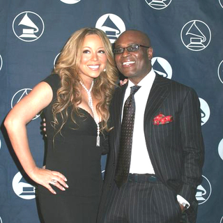 Mariah Carey, L.A. Reid in The New York Chapter of the Recording Academy Presents the Recording Academy Honors 2005