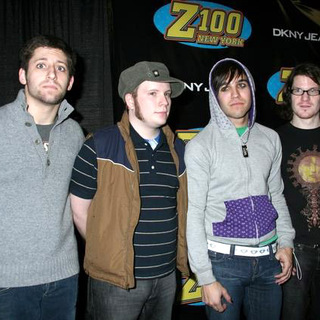 Fall Out Boy in Z100 Presents Jingle Ball 2005