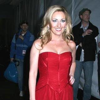 Lee Ann Womack in Olympus Fashion Week Fall 2006 - Heart Truth Red Dress Collection Show