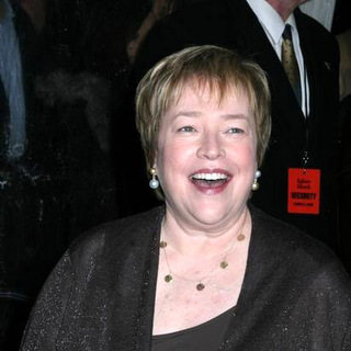 Kathy Bates in Failure To Launch New York Premiere - Arrivals