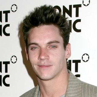 Jonathan Rhys-Meyers in Mont Blanc Launches Diamond to Celebrate its 100th Anniversary