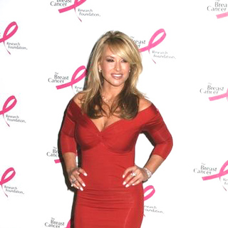 Anastacia in Very Hot Pink Party for Breat Cancer Research