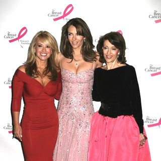 Anastacia, Elizabeth Hurley in Very Hot Pink Party for Breat Cancer Research