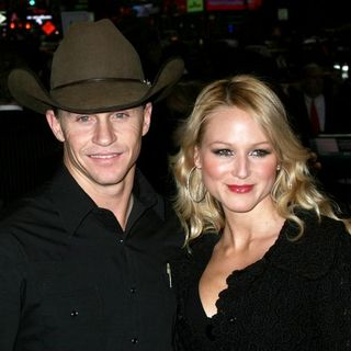 Jewel Kilcher, Ty Murray in Opening Night for Elton John's New Play Lestat