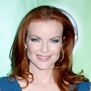 Marcia Cross in 2006 ABC Upfront Presentation - Arrivals