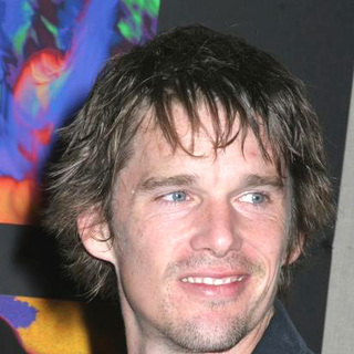 Ethan Hawke in A Scanner Darkly Screening in New York