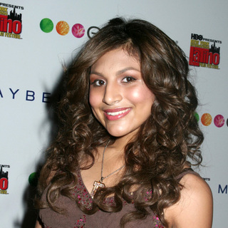 Paula DeAnda in 2006 New York International Latino Film Festival - Quinceanera Premiere