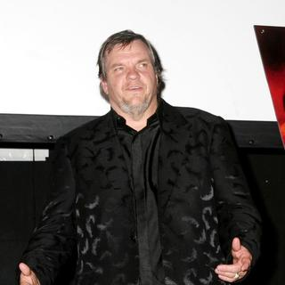 Meat Loaf in Bat Out of Hell III - The Monster Is Loose Press Conference