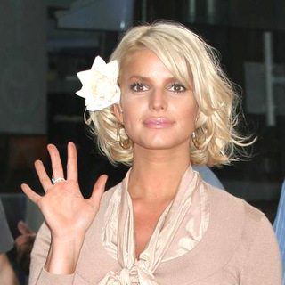 Jessica Simpson - Jessica Simpson Appears on NBC Toyota Morning Concert Series