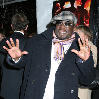 Cedric the Entertainer in Dreamgirls New York Movie Premiere - Arrivals