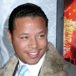 Terrence Howard in Dreamgirls New York Movie Premiere - Arrivals