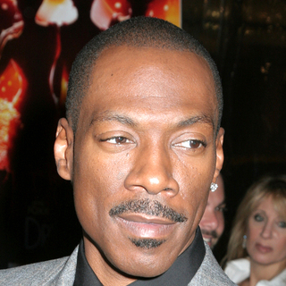 Eddie Murphy in Dreamgirls New York Movie Premiere - Arrivals