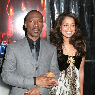 Eddie Murphy, Tracy Edmonds in Dreamgirls New York Movie Premiere - Arrivals