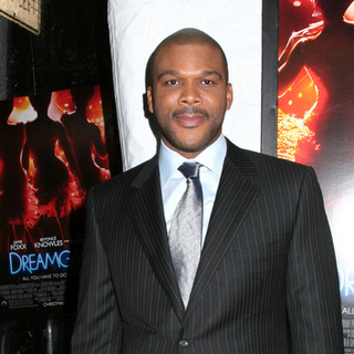 Tyler Perry in Dreamgirls New York Movie Premiere - Arrivals